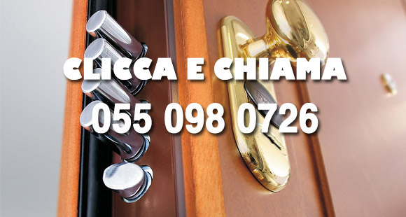 Locks replacement in Florence: Locksmith 055.3234070